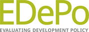 EDePo Evaluating Development Policy