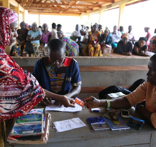 Generating and using evidence during a global crisis: what can we learn from the humanitarian sector?